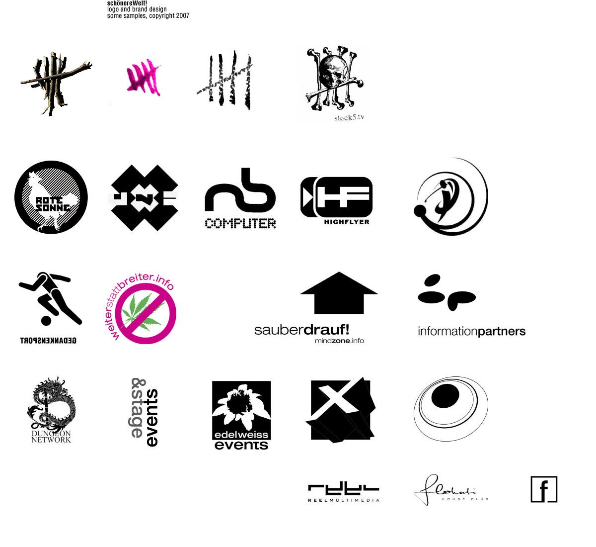 schönereWelt! schönere-welt - logo-design-by-swelt-faved-on-flickr-classics
