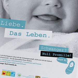 Rückseite des schwanger-null-promille- Gutschein heft