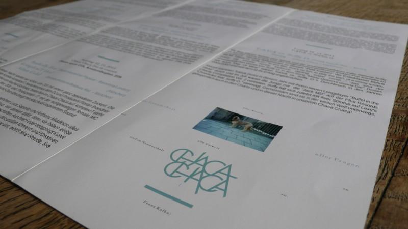 Chaca Chaca Programm November 2011 offen 2