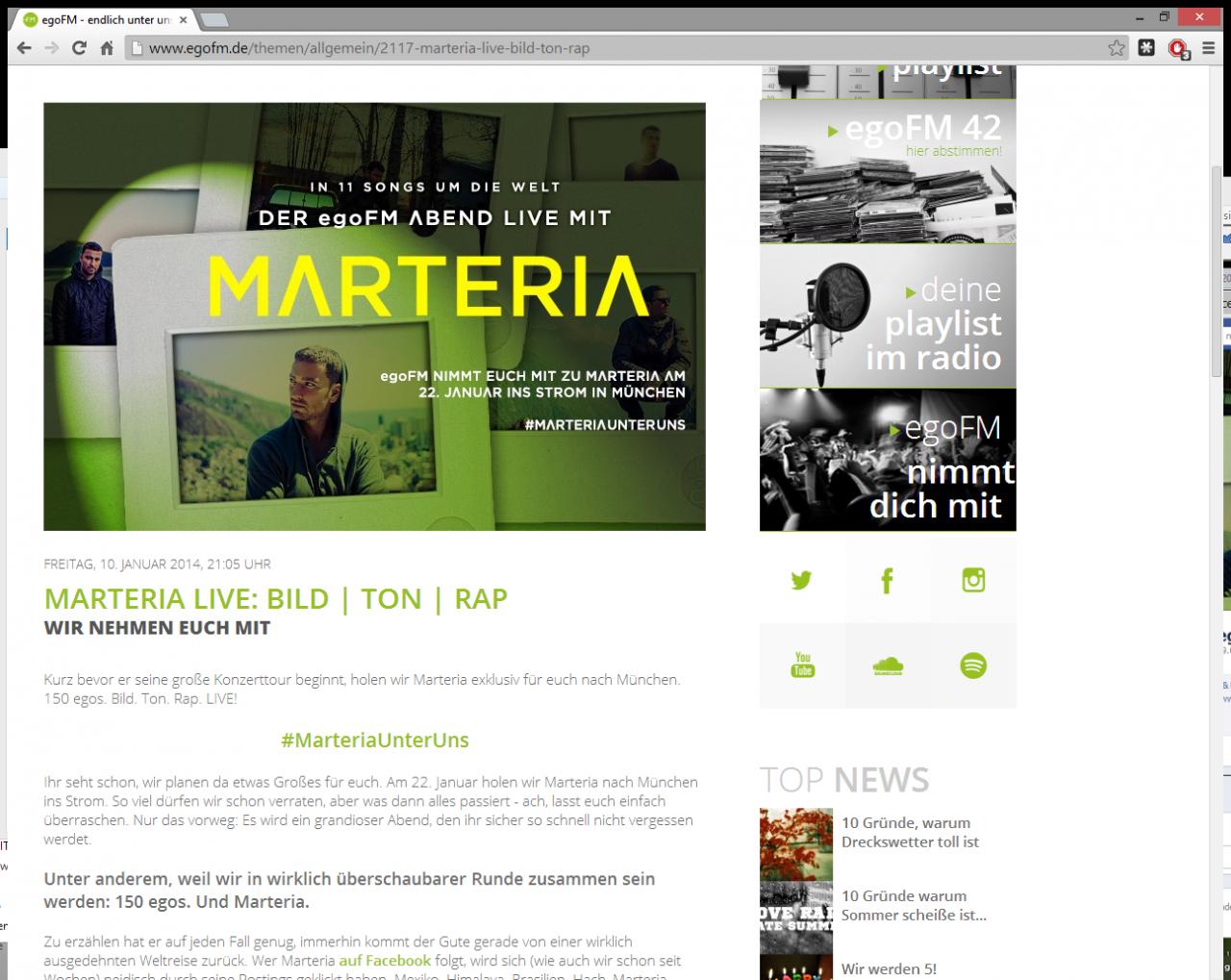 Design-artwork-for-Ein-Dia-Abend-mit-MARTERIA-und-egoFM-mit11-songs-um-die-welt-22.01.2014-im-strom-club-muenchen-Website-Post-Content-Design