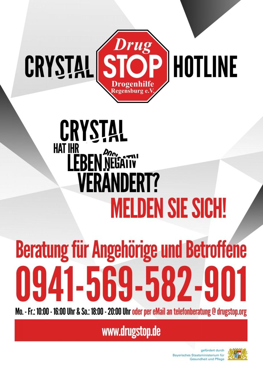 DrugStop-Crystal-Hotline-Poster
