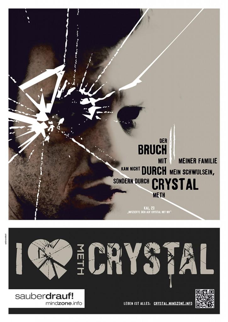 Mindzone-sauber-drauf-Crystal-Meth-Gay-Poster-850x1200px