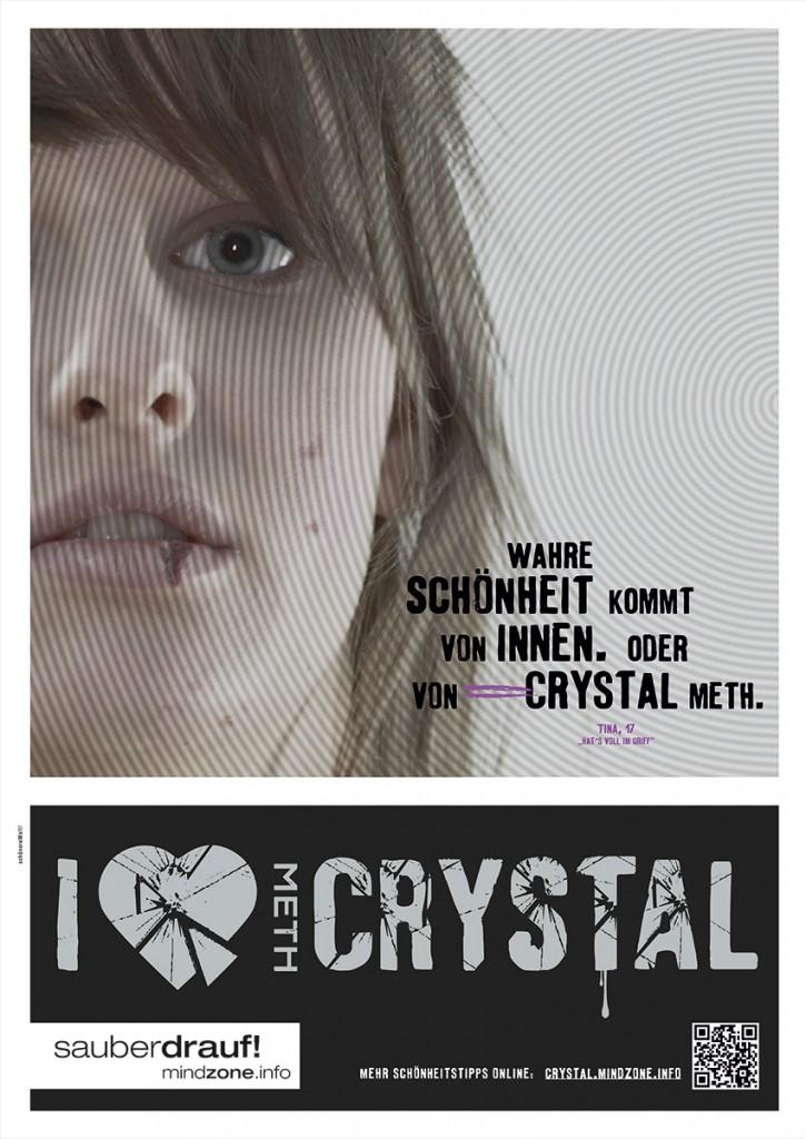 Mindzone-sauber-drauf-Crystal-Meth-Girl1-Poster-850x1200px