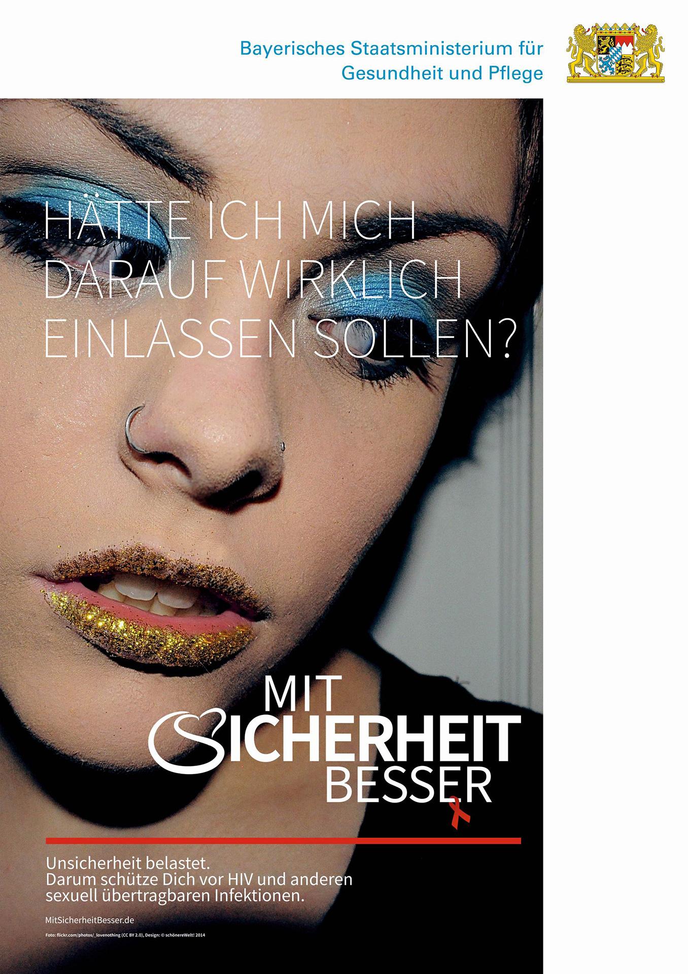 Mit-Sicherheit-Besser-A3-Poster-Frau-Make-Up-1356x1920px