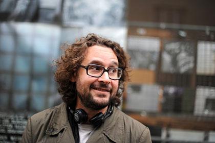 schönere Welt aka Sven Steinmeyer fotografiert von der Süddeutschen Zeitung/SZ